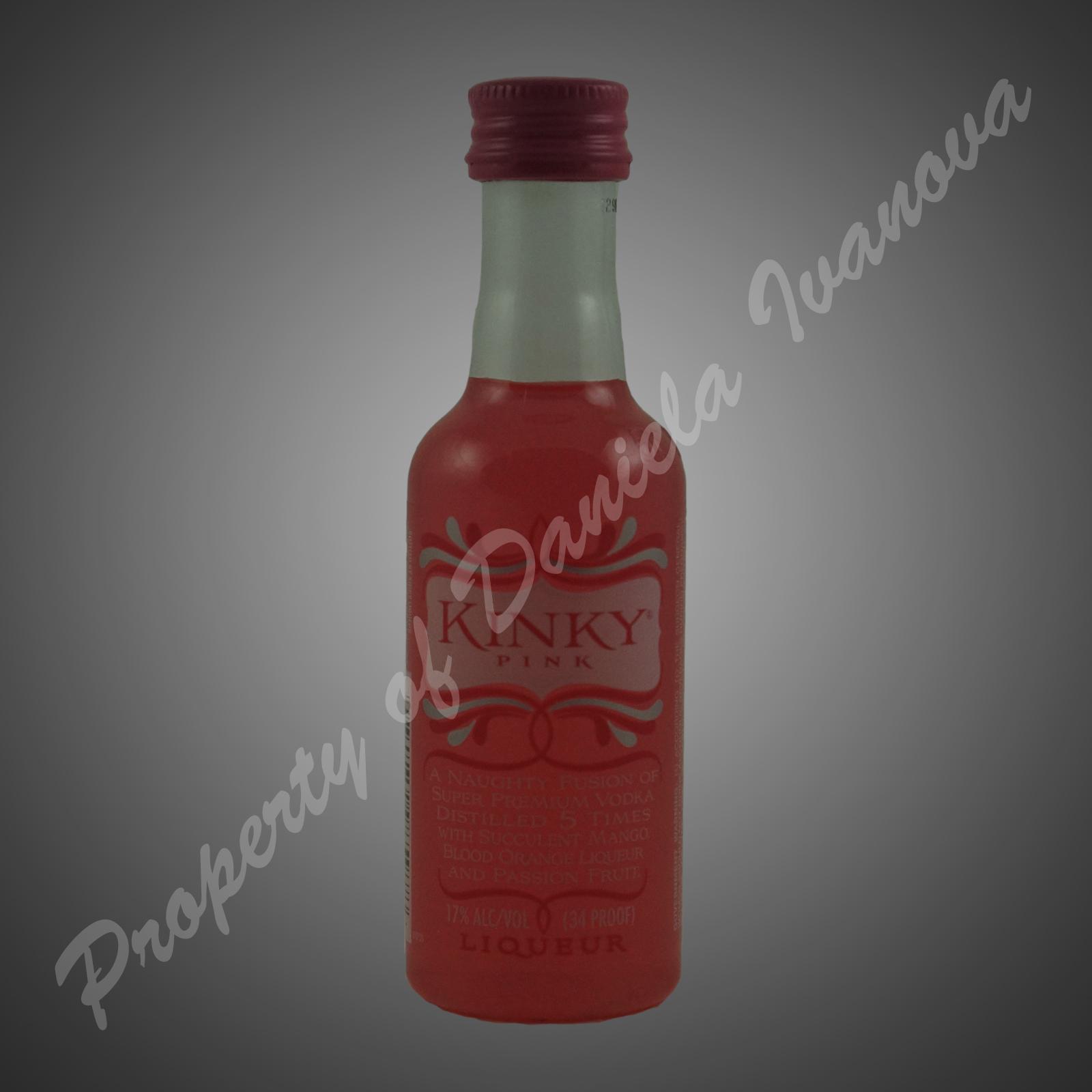 Kinky Pink Vodka