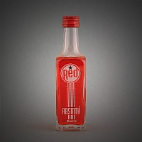 Staroplzenecky Red Absinth