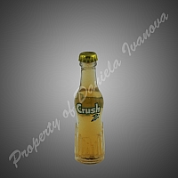Crush soda yellow