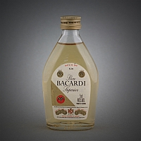 Bacardi Superior Ron Carta de Oro