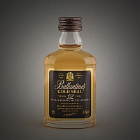 Ballantine's Gold Seal 12 Years Old